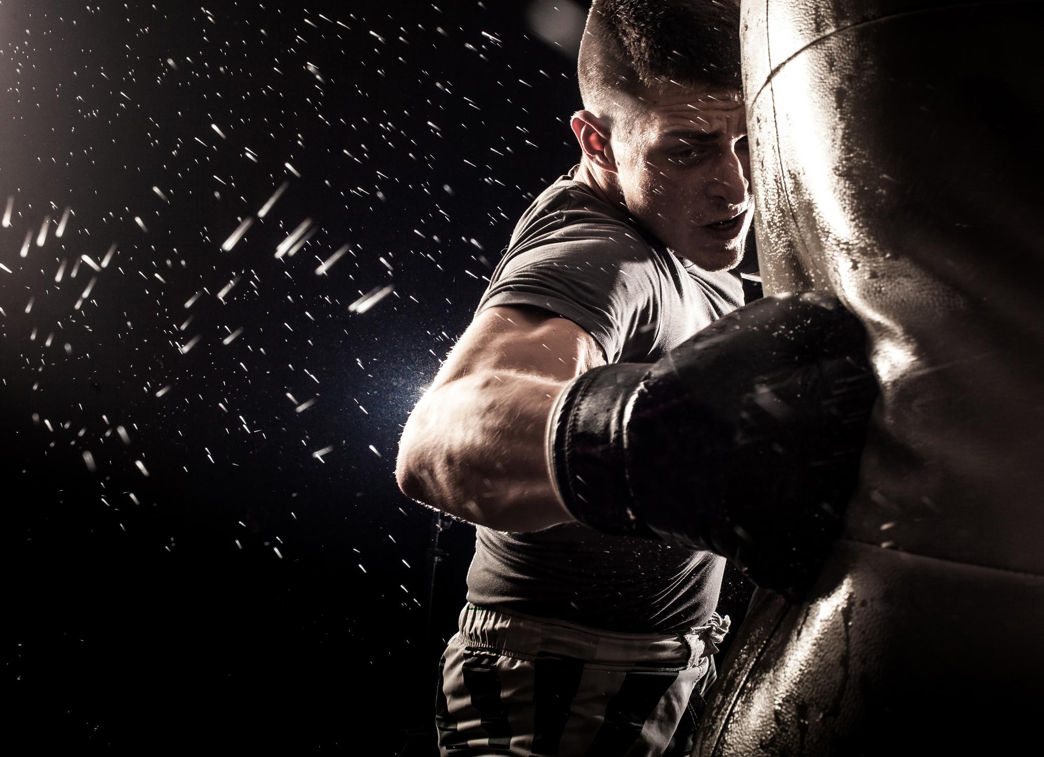Boxning – europeisk kampstil